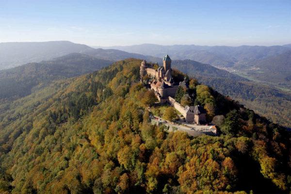 visite Château du Haut-Koenigsbourg
