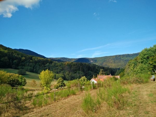 panorama de Gensbourg