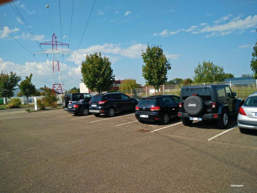 parking aéroport strasbourg à holtzheim