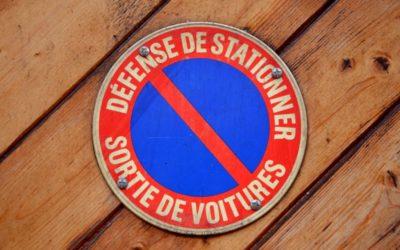 Un parking sécurisé à proximité de l'aéroport de Strasbourg !